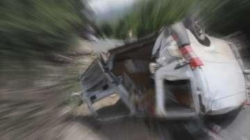 Тежка катастрофа на пътя Велико Търново - Русе