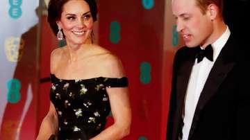 Принц Уилям и Кейт на филмовите награди БАФТА