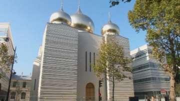 Нова руска катедрала и културен център в Париж