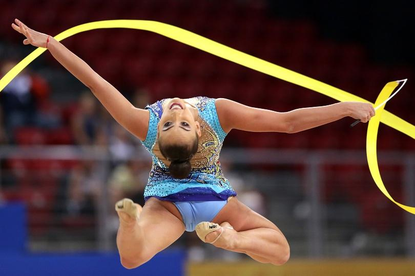 България спечели първи медал от Световното първенство по художествена гимнастика