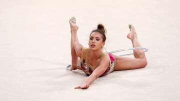 Катрин Тасева спечели бронзов медал в многобоя на Световната купа в София
