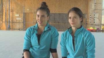 Невяна Владинова и Катрин Тасева пред БНТ след Световното първенство в София