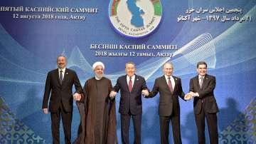 Пет държави подписаха конвенция за статута на Каспийско море