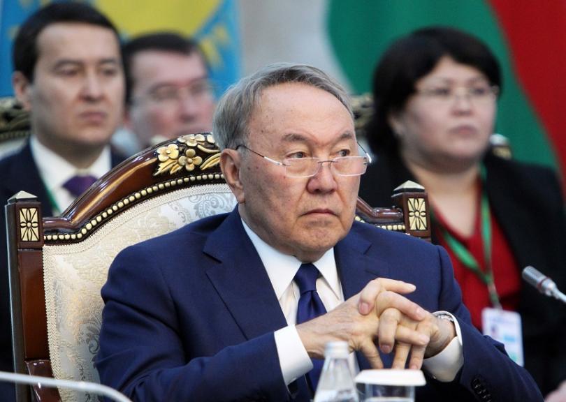 Президентът на Казахстан Нурсултан Назарбаев напуска поста на държавен глава.
