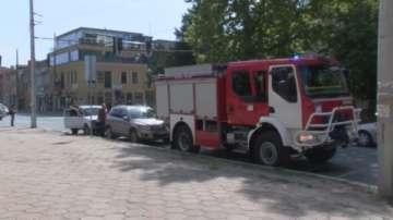 Течът на газ в Казанлък е установен, няма опасност за населението