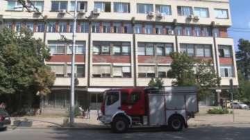 Евакуираха данъчната служба заради теч на газ в Казанлък