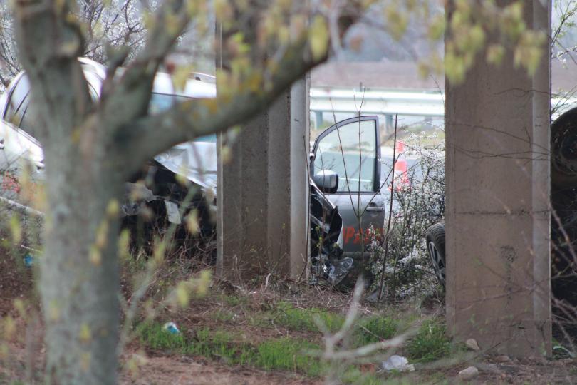 31-годишна жена загина на място след тежък пътен инцидент на