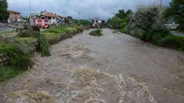 Хората в Казанлък: Реката не е преливала от 70 години
