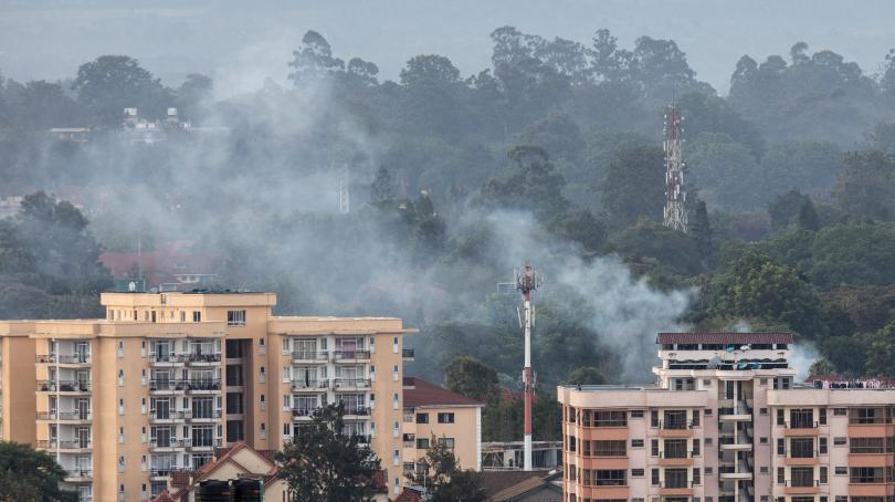 Най-малко 14 души бяха убити при нападение срещу комплекс от