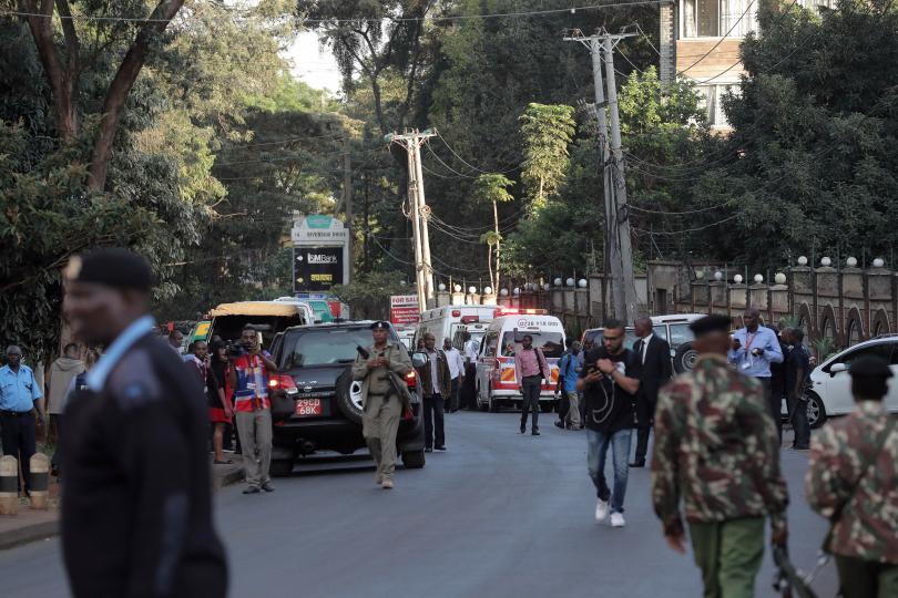 Най-малко 15 души са били убити при нападение срещу комплекс