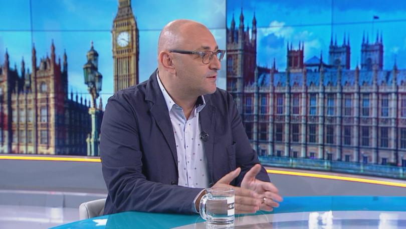 Нов епизод от политическата криза във Великобритания. Премиерът Борис Джонсън