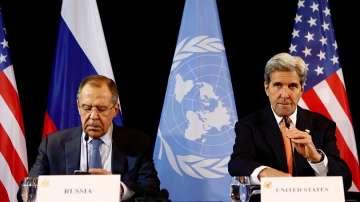Кери и Лавров си поставиха цели преди срещата за конфликта в Сирия