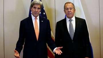 Кери и Лавров отново преговарят за Сирия