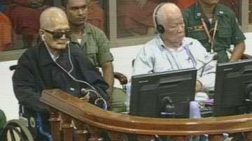 Потвърдени доживотни присъди за лидери на Червените кхмери