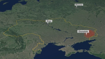 Ракета от руска база свалила полет MH17?