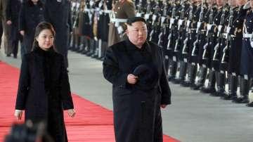 Ким Чен-Ун е на четвърто посещение в Китай