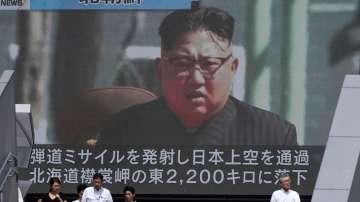 Северна Корея отново изстреля балистична ракета