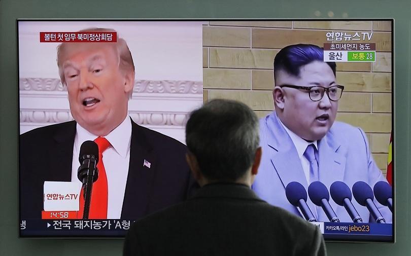 Ким Чен-ун е бил на пазена в тайна неофициална визита