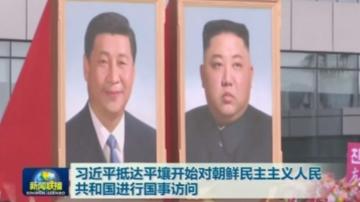 Ким Чен Ун се срещна със Си Дзинпин в Пхенян