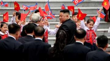 Продължава визитата на Ким Чен-ун във Виетнам