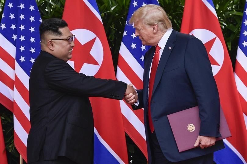 ким чен покани тръмп втора среща топло писмо