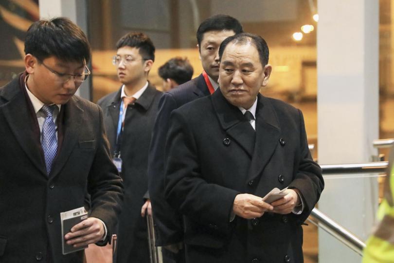 Снимка: Висш представител на Северна Корея пристигна в САЩ