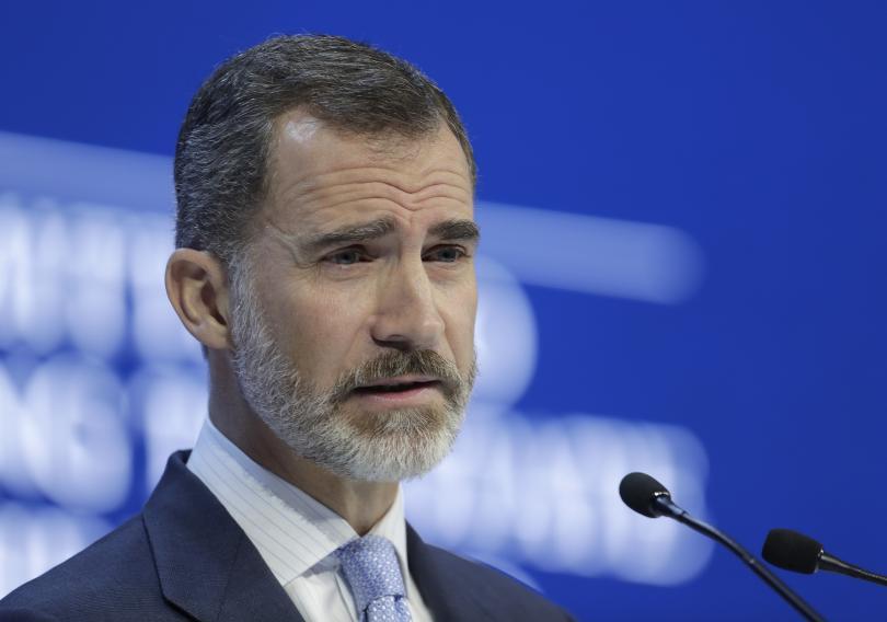 Испанският крал Фелипе утре става на 50 години. По случай