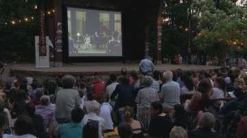 Рекорден брой зрители събра лятното кино на БНТ в първата си вечер в София