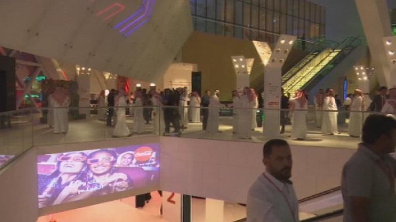 Саудитска Арабия върна обществените киносалони след 35 години забрана. Пробивът
