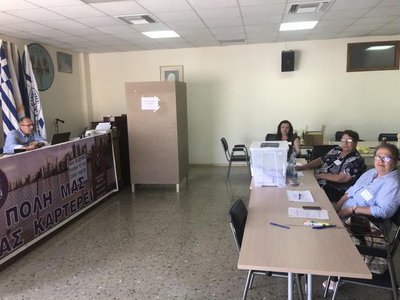 ниска избирателна активност сред българите кипър