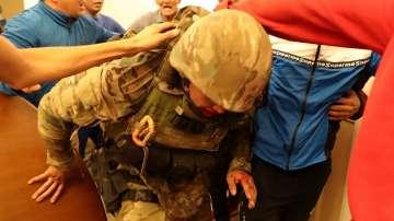 Сблъсъци при неуспешна акция по задържането на бившия президент на Киргизстан