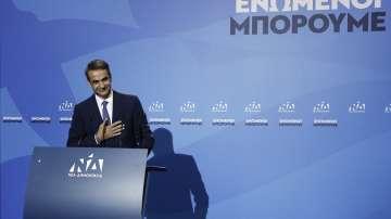 Новият гръцки премиер Кириакос Мицотакис полага клетва днес