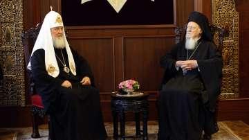 Руската църква готви ответна реакция срещу Вселенската патриаршия