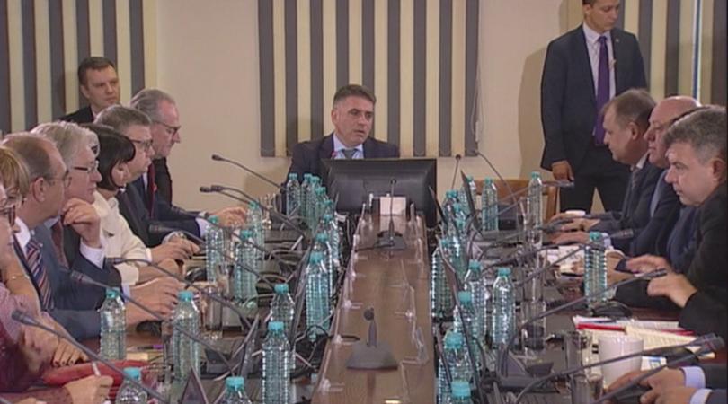 снимка 1 ВСС повторно гласува кандидатурата на Гешев за главен прокурор
