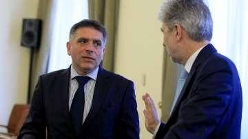 """Данаил Кирилов предлага ВСС да разрешава разследвания срещу """"тримата големи"""""""