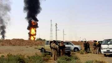 Бойци на Ислямска държава нападнаха иракския град Киркук