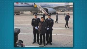 Екстрадирахме в Китай обвинен в корупция
