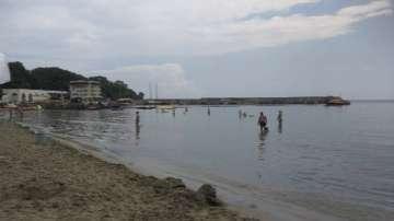 Разлив на дизел в залива на Китен заради авария на моторна лодка