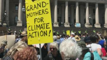 В Сидни беше дадено началото на протестите срещу климатичните промени