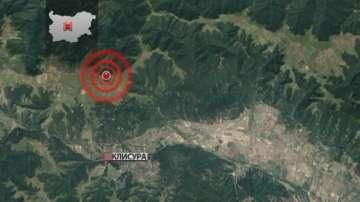 Няма данни за щети след снощния трус в Стара планина