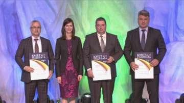 Русе спечели наградата Кмет на годината за голяма община