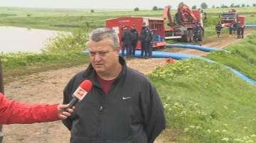 Опасността от преливане на язовирите в Хайредин не е преминала
