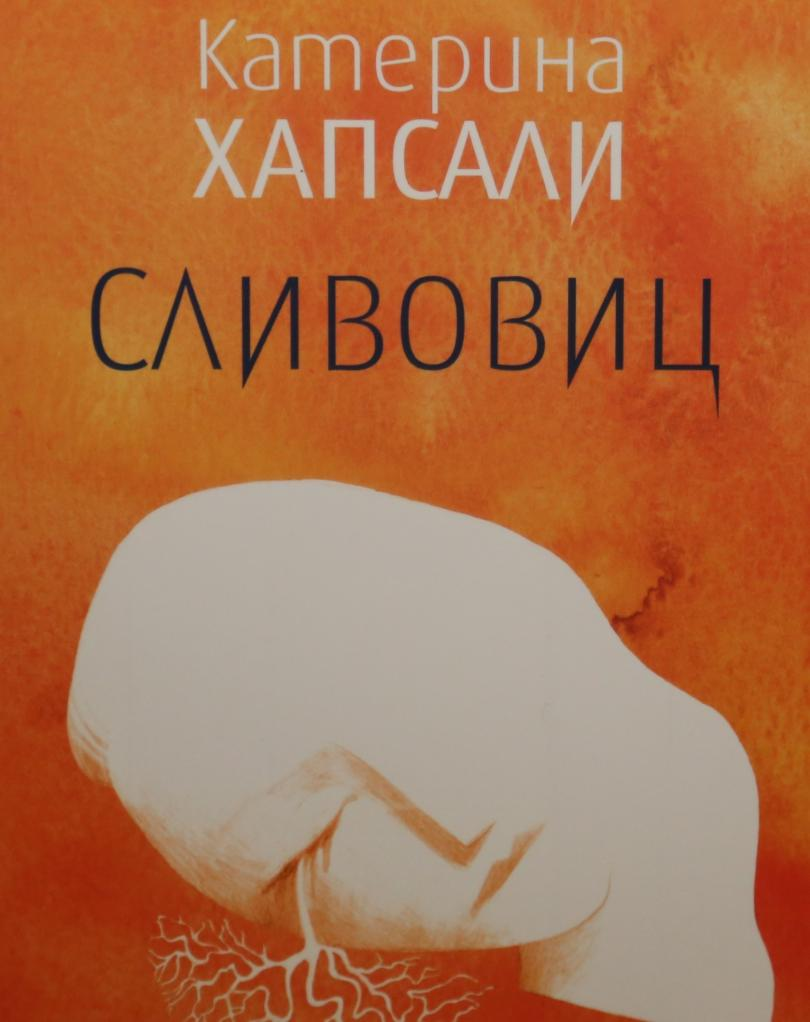 Журналистът и писател Катерина Хапсали представи новата си книга
