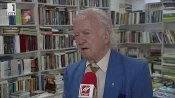 Д-р Морфи Скарлатов в специално интервю за БНТ