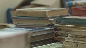Училищна библиотека в Пловдив е застрашена от закриване