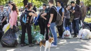 """Повече от 11 тона пластмаса събраха в кампанията """"Книги за смет"""""""