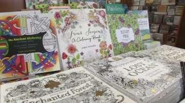 Възрастни свалят стреса с оцветяване на книжки