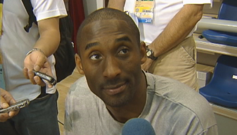 Звездата на баскетбола Коби Брайънт даде специално интервю за БНТ