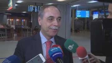 Българският посланик в Русия Бойко Коцев пристигна у нас
