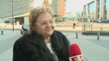 Новият генерален директор на Евростат Мариана Коцева в специално интервю за БНТ